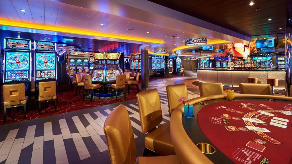 The Four Types Of Slot Machines To Play - Gambling