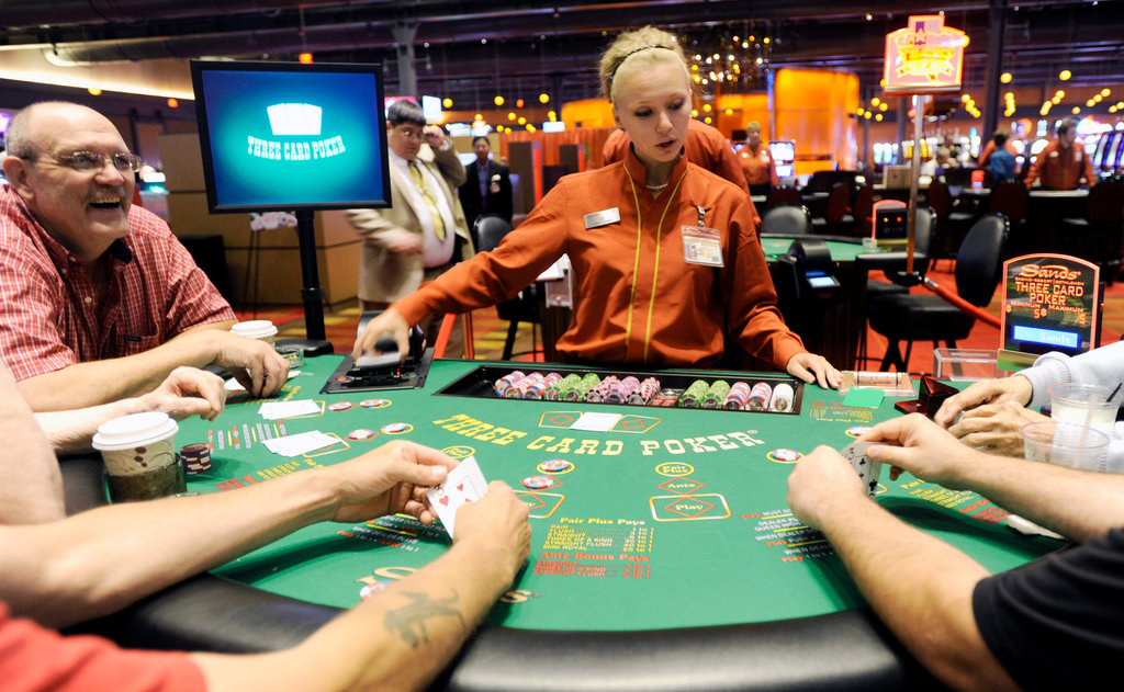 Online Casino Poker Sites With Casino Gamings