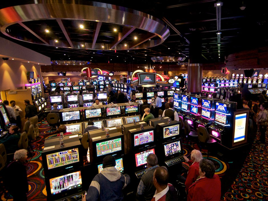 Online Casino Guide To Slots Odds  Betting