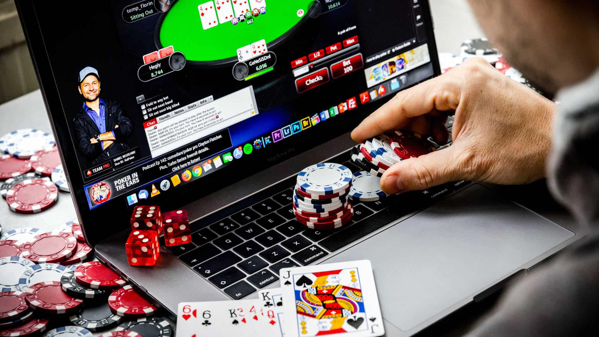 How To Choose An Online Casino  Gambling