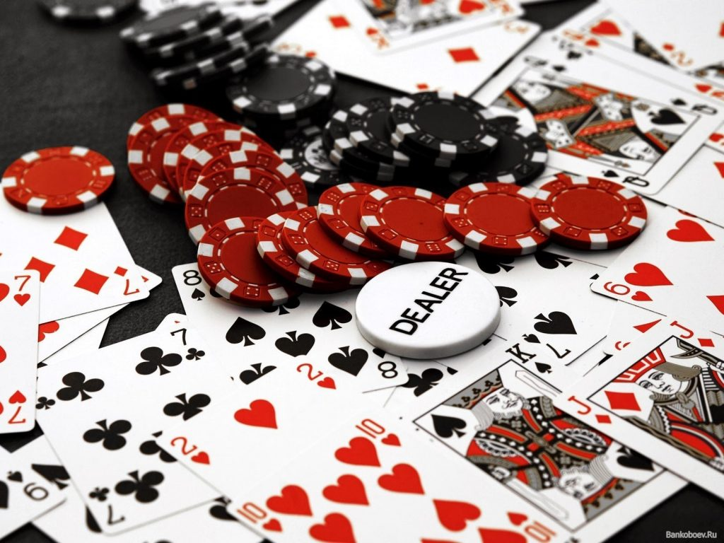 8 Issues To Demystify Gambling